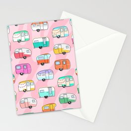 Happy Glamper Stationery Cards