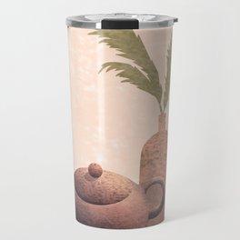 Tea Pot Travel Mug