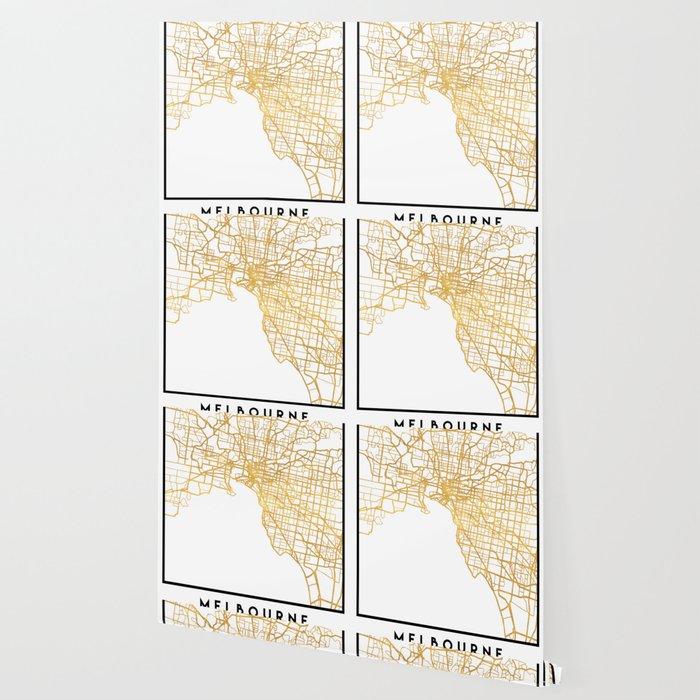 Street Map Australia.Melbourne Australia City Street Map Art Wallpaper