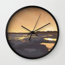 Qaummaarviit Territorial Park Wall Clock