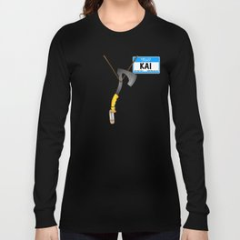 Kai the Hitchhiker Long Sleeve T-shirt