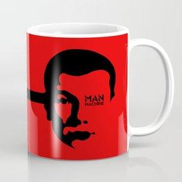 MAN MACHINE (KRAFTWERK!) Coffee Mug
