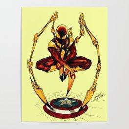 Iron Spider Poster