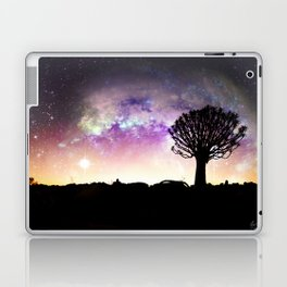 African galaxy skyline - Landscape Photography #Society6 Laptop & iPad Skin