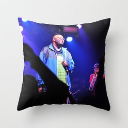 Gift of Gab Throw Pillow