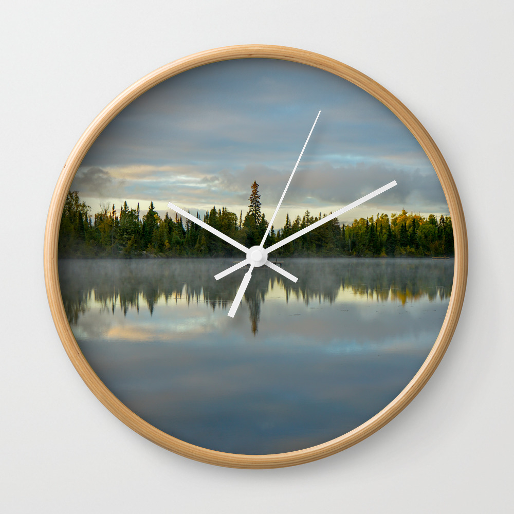Dawn Of The Day Wall Clock by Nanhkeodonedi CLK7994146