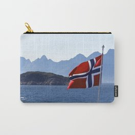 flag of Norway Carry-All Pouch