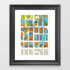 Ground #06 Framed Art Print