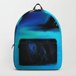 Cave has eyes Backpack