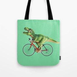 BIKE T-REX Tote Bag