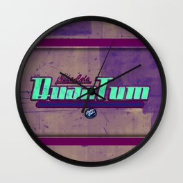 Nuka-Cola Quantum Wall Clock