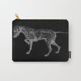 Dog Skeleton Carry-All Pouch