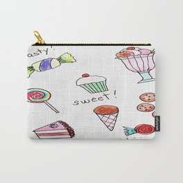 Savory Sweets Carry-All Pouch
