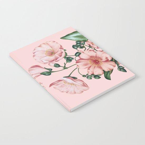 Calandrinia Notebook