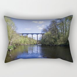 Pontcysyllte aqueduct Rectangular Pillow