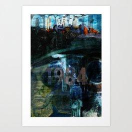 Nineteen Eighty Four Art Print