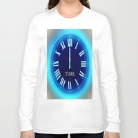 roman Long Sleeve T-shirts featuring Roman Times by Chris' Landscape Images & Designs