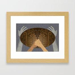 Creative Vision - (Artifact Series) Framed Art Print