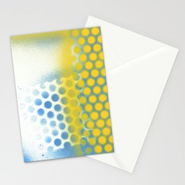 Abstract Series 6 no5 Stationery Cards