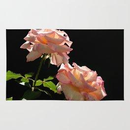Cottage Roses Rug