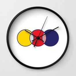 LICHTVENNSTEIN Wall Clock