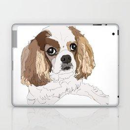 Harley the Blenheim Cavalier Laptop & iPad Skin