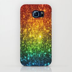RainBoW Sparkle Stars Slim Case Galaxy S8