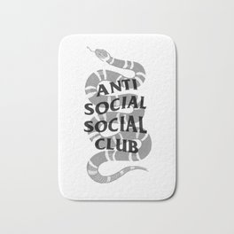 Anti social social club and Gucc i Bath Mat