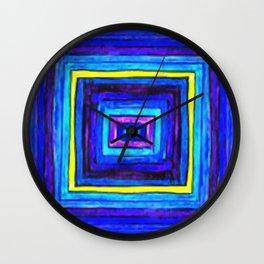 Shaft Wall Clock