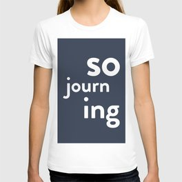 Sojourning T-shirt