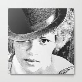 The Hatter III Metal Print