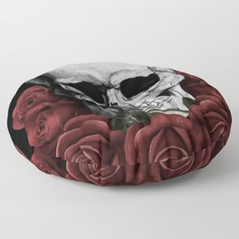 BOUQUET OF DEATH Floor Pillow