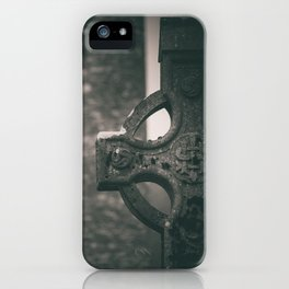 Cemetery Of Glendalough iPhone Case