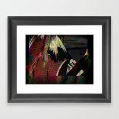 Atasgisgv Dikanodi Framed Art Print