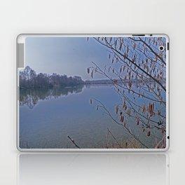 natural lake Laptop & iPad Skin