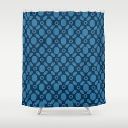 lace pattern 03 Shower Curtain