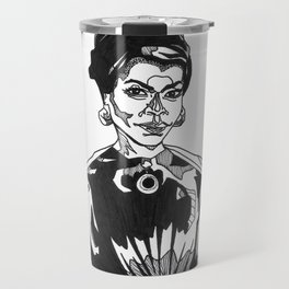 Marie Laveau Travel Mug