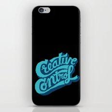 Creative Control iPhone & iPod Skin