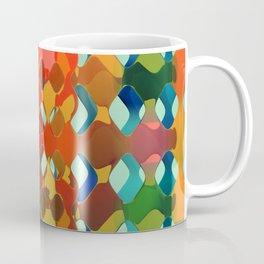 Abstract Composition 614 Coffee Mug