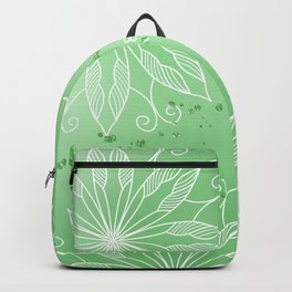 Green Pastel Mandala  V60 Backpack