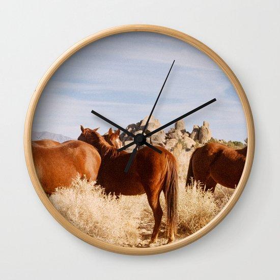 alabama hills horses by arielbrigmann