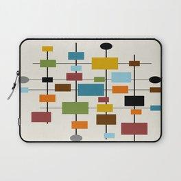 Mid-Century Modern Art 1.3 Laptop Sleeve