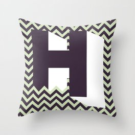 H. Throw Pillow