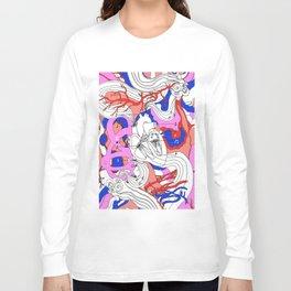 Musical Heart Long Sleeve T-shirt
