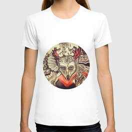 """""""Day of the Dead Animals, Deer"""" T-shirt"""