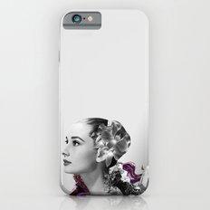 Quartz Armor & Orchids in Her Hair Slim Case iPhone 6s