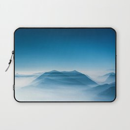 Blue Mountains (Color) Laptop Sleeve