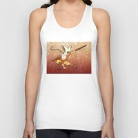 avatar Tank Tops featuring Avatar by SnowVampire