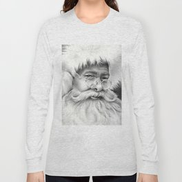 father christmas Long Sleeve T-shirt