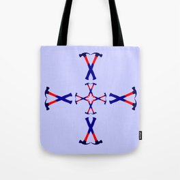 Hammers Design version 3 Tote Bag
